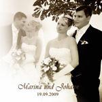 Marina und Johann